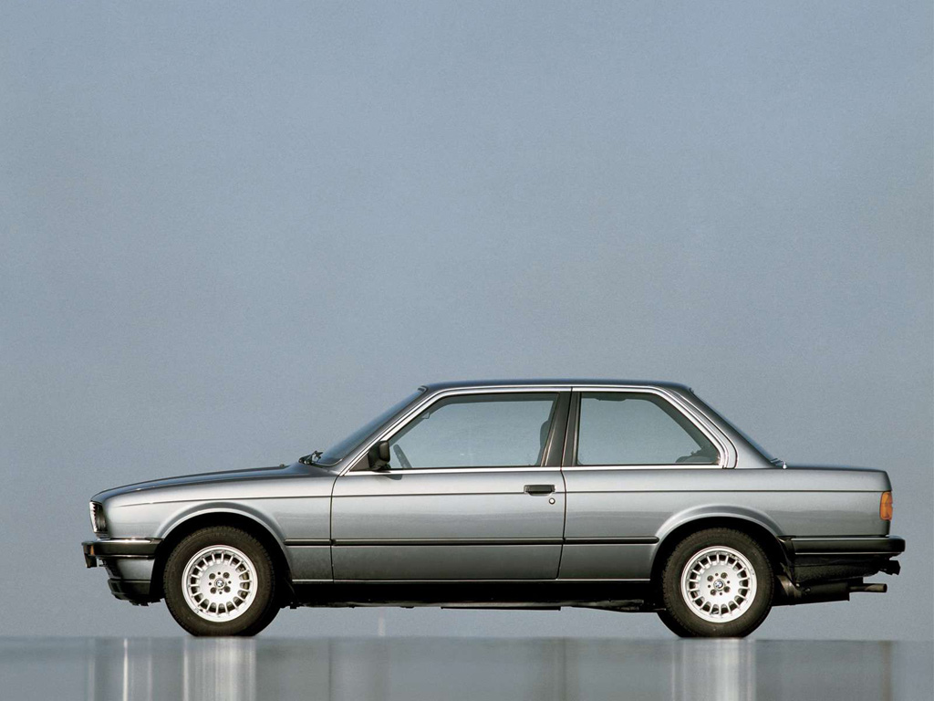 BMW 3 series 318i 1982 photo - 1