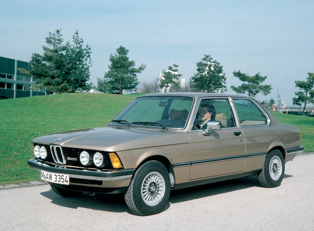 BMW 3 series 318i 1982 photo - 10