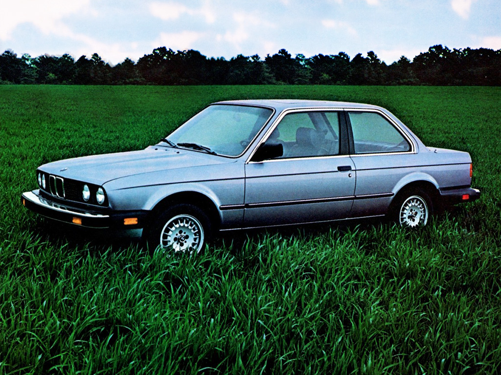 BMW 3 series 318i 1982 photo - 6