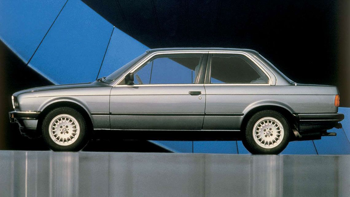 BMW 3 series 318i 1983 photo - 6