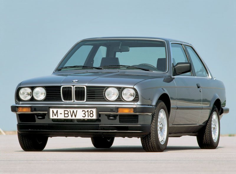 BMW 3 series 318i 1983 photo - 8