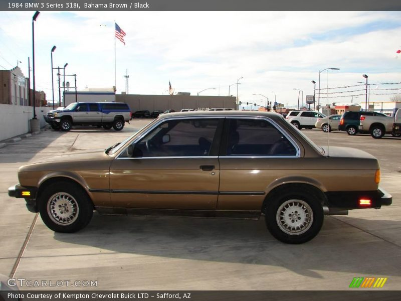 BMW 3 series 318i 1984 photo - 2