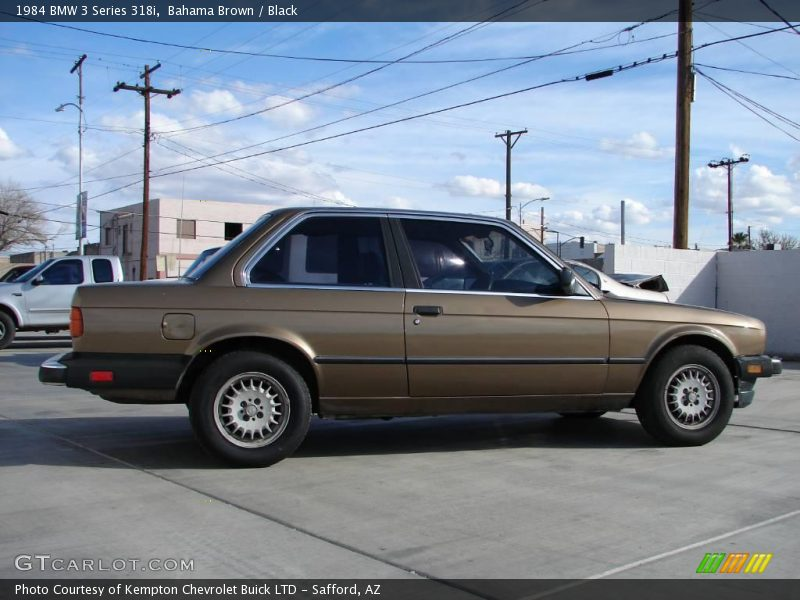 BMW 3 series 318i 1984 photo - 4