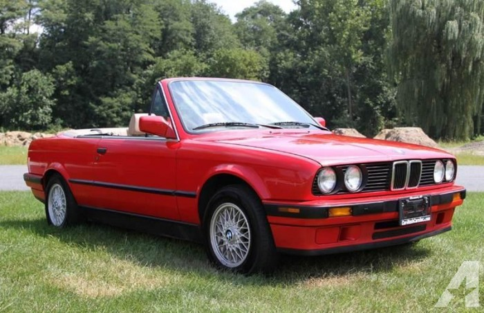 BMW 3 series 318i 1991 photo - 5
