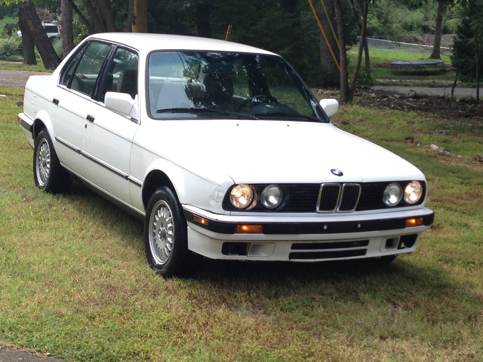BMW 3 series 318i 1991 photo - 7