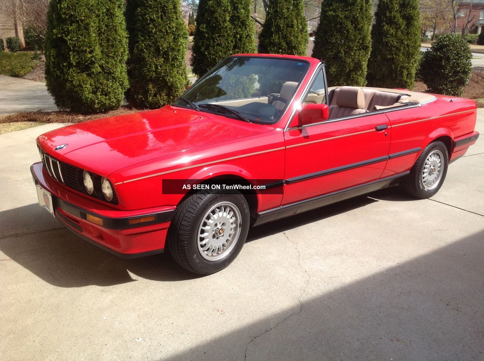 BMW 3 series 318i 1991 photo - 9