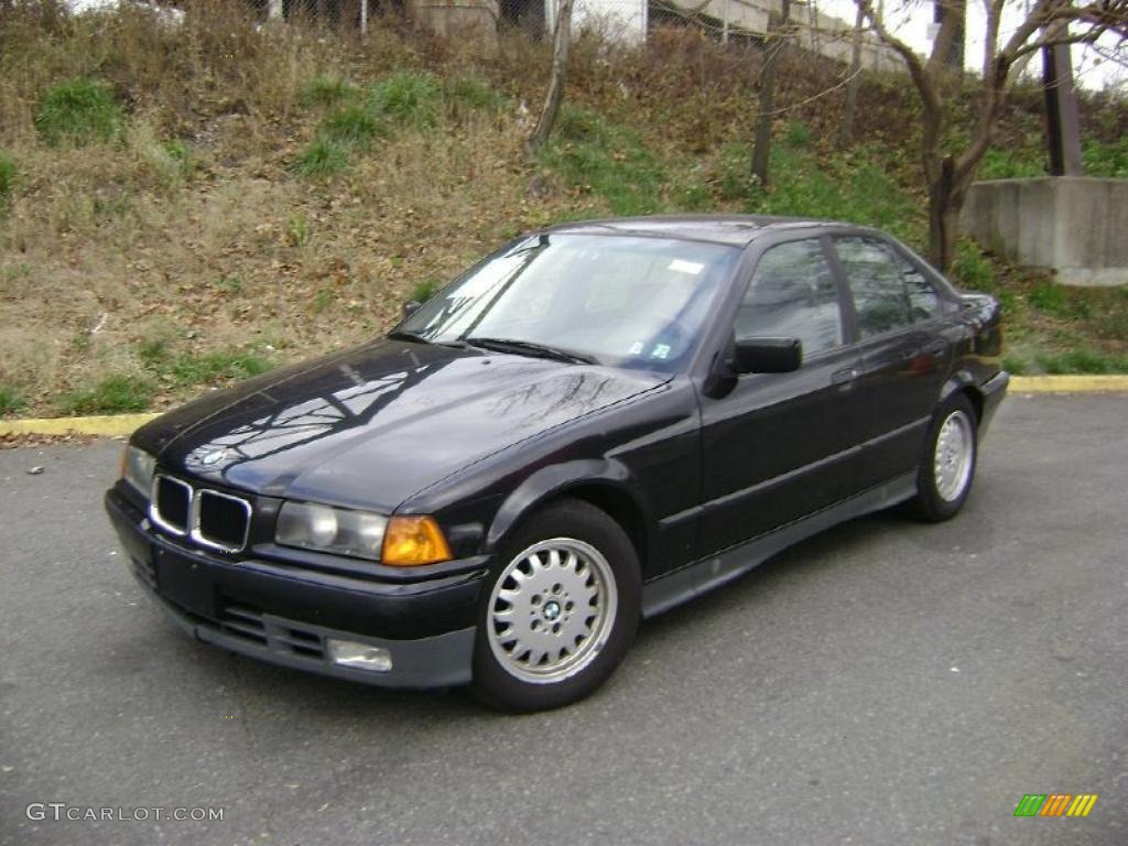 BMW 3 series 318i 1993 photo - 10