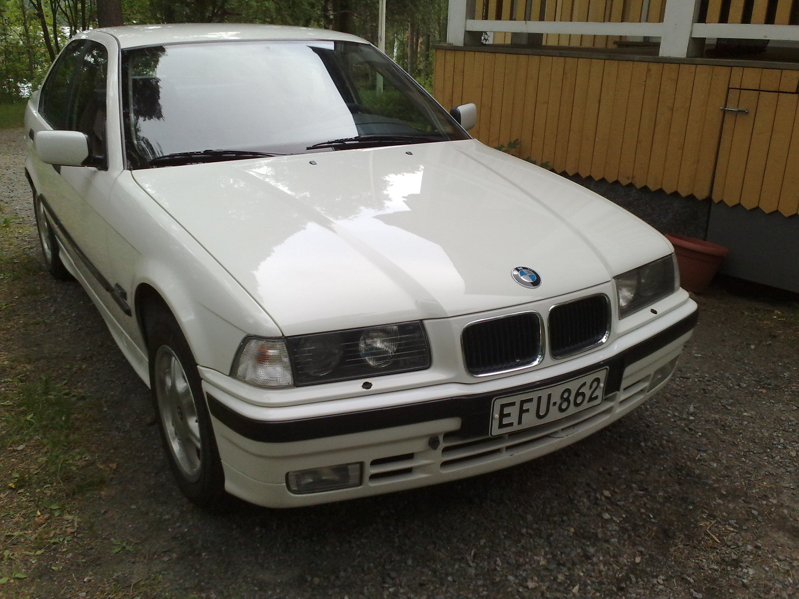 BMW 3 series 318i 1993 photo - 6