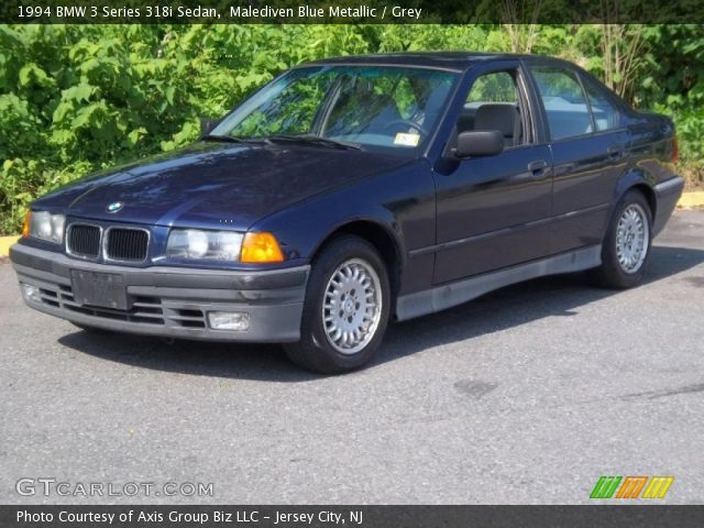 BMW 3 series 318i 1994 Technical specifications | Interior and ...