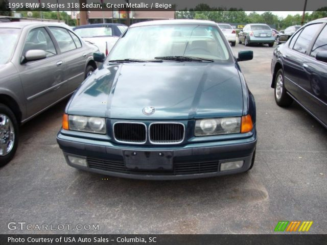 BMW 3 series 318i 1995 photo - 10