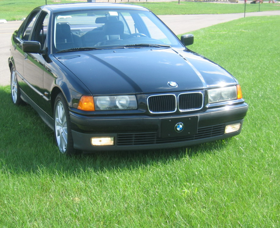 BMW 3 series 318i 1995 photo - 5
