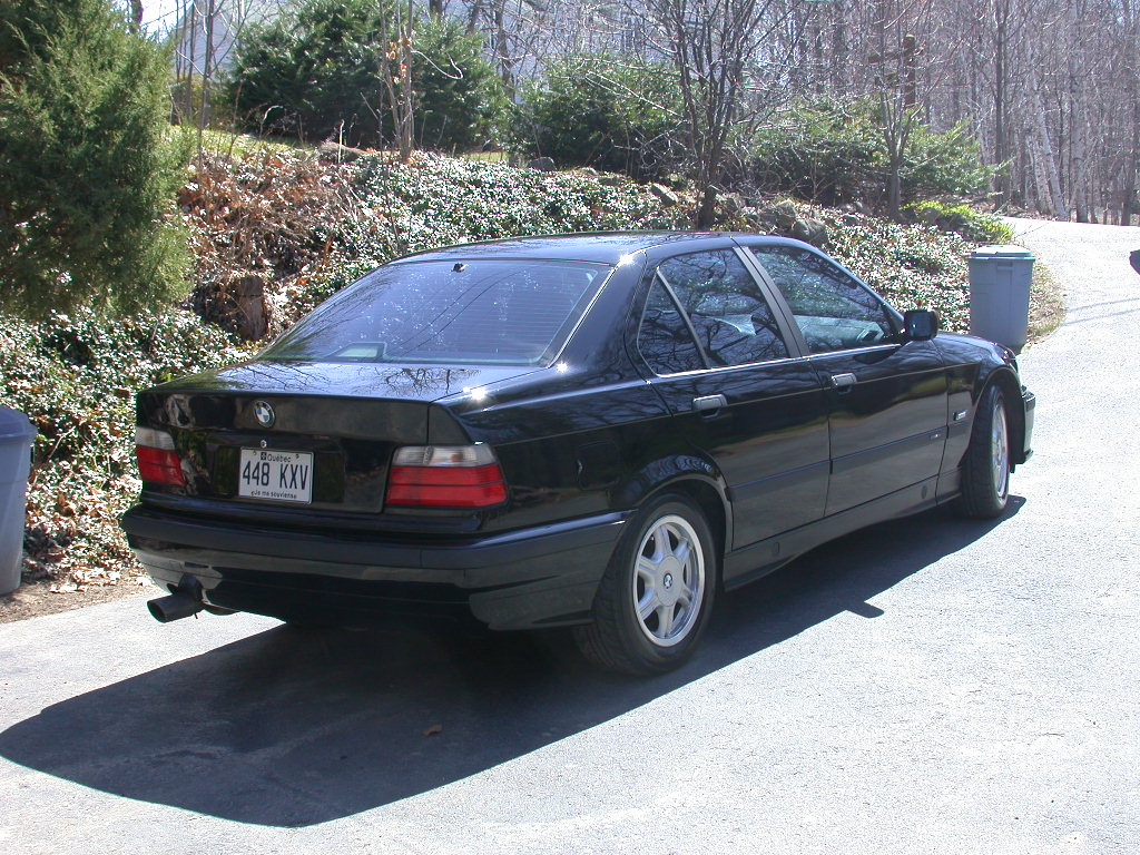 BMW 3 series 318i 1995 photo - 6