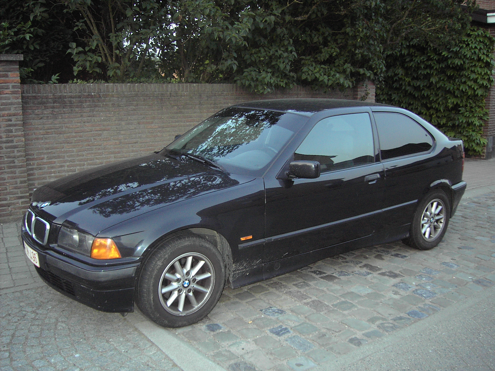 BMW 3 series 318i 1998 photo - 10