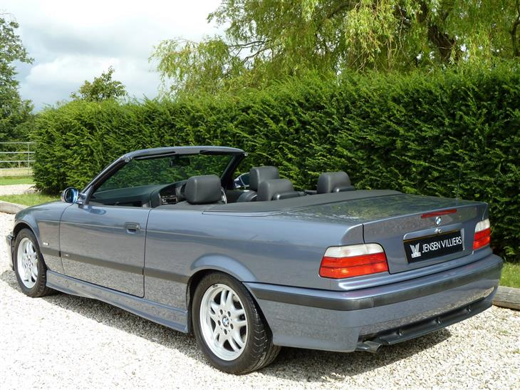 BMW 3 series 318i 1998 photo - 11