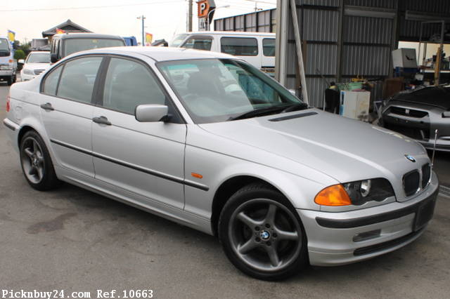 BMW 3 series 318i 1998 photo - 12