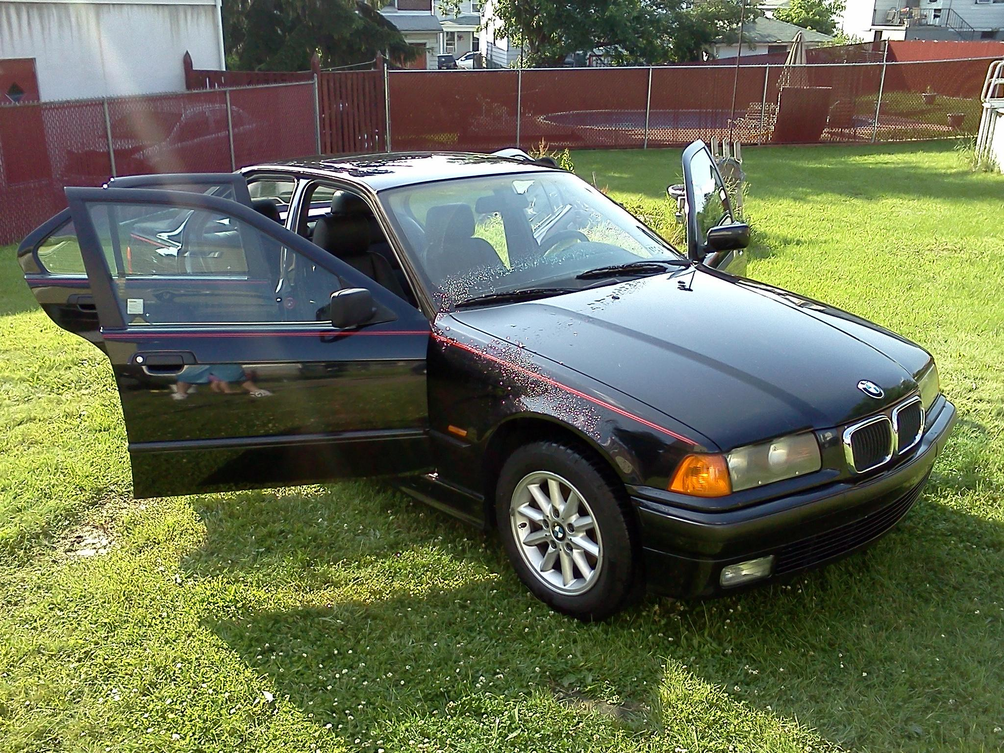 BMW 3 series 318i 1998 photo - 3