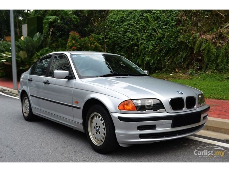 BMW 3 series 318i 2000 photo - 2