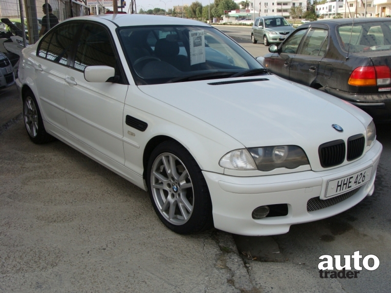 BMW 3 series 318i 2000 photo - 3