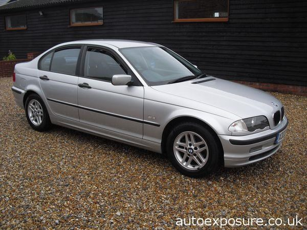 BMW 3 series 318i 2000 photo - 4