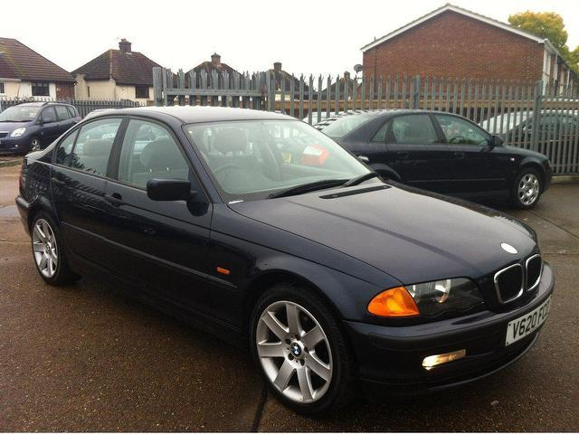 BMW 3 series 318i 2000 photo - 7