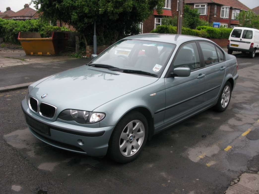 BMW 3 series 318i 2002 photo - 1