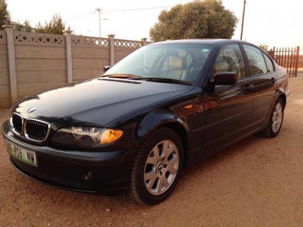 BMW 3 series 318i 2002 photo - 10