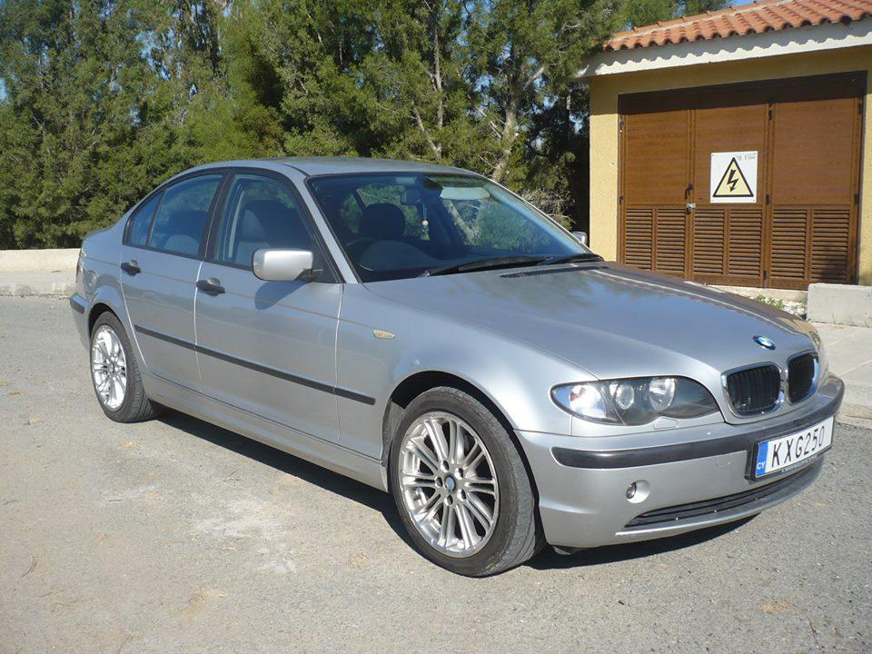 BMW 3 series 318i 2002 photo - 12