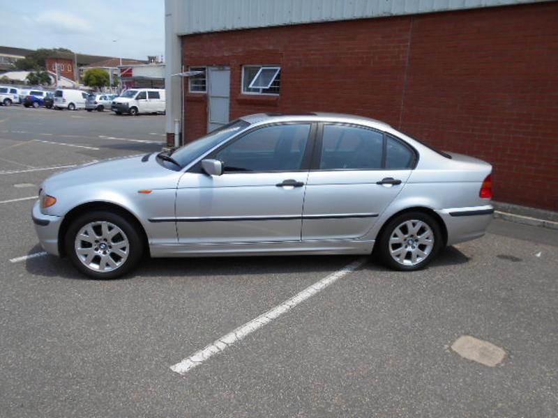 BMW 3 series 318i 2002 photo - 2