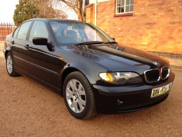 BMW 3 series 318i 2002 photo - 3