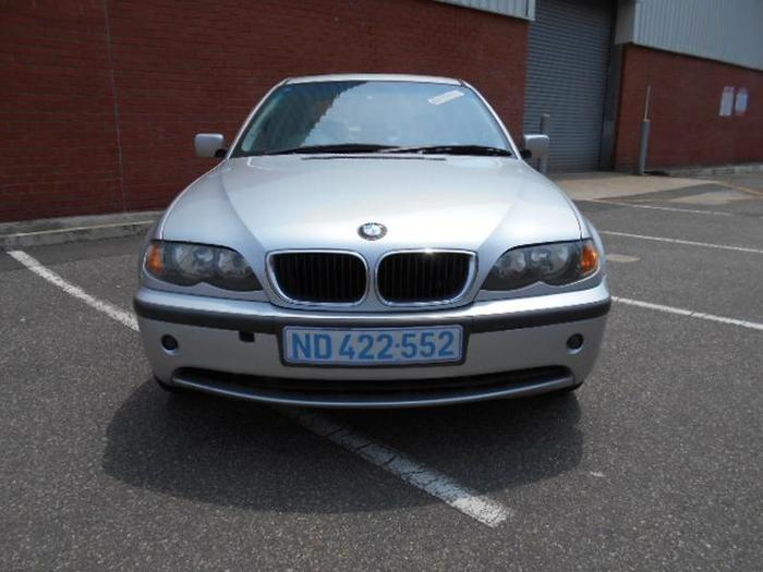 BMW 3 series 318i 2002 photo - 4
