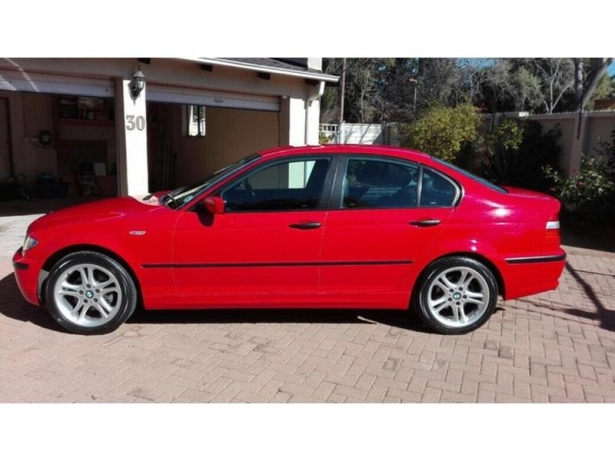 BMW 3 series 318i 2002 photo - 6