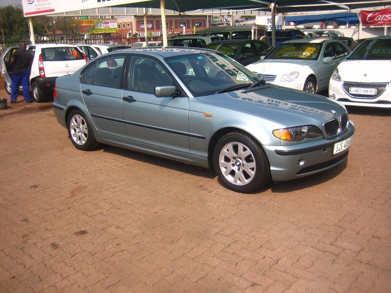 BMW 3 series 318i 2002 photo - 8