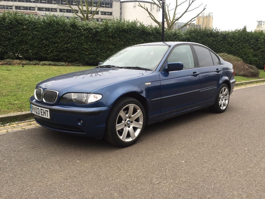 BMW 3 series 318i 2003 photo - 10