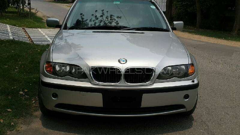 BMW 3 series 318i 2003 photo - 2