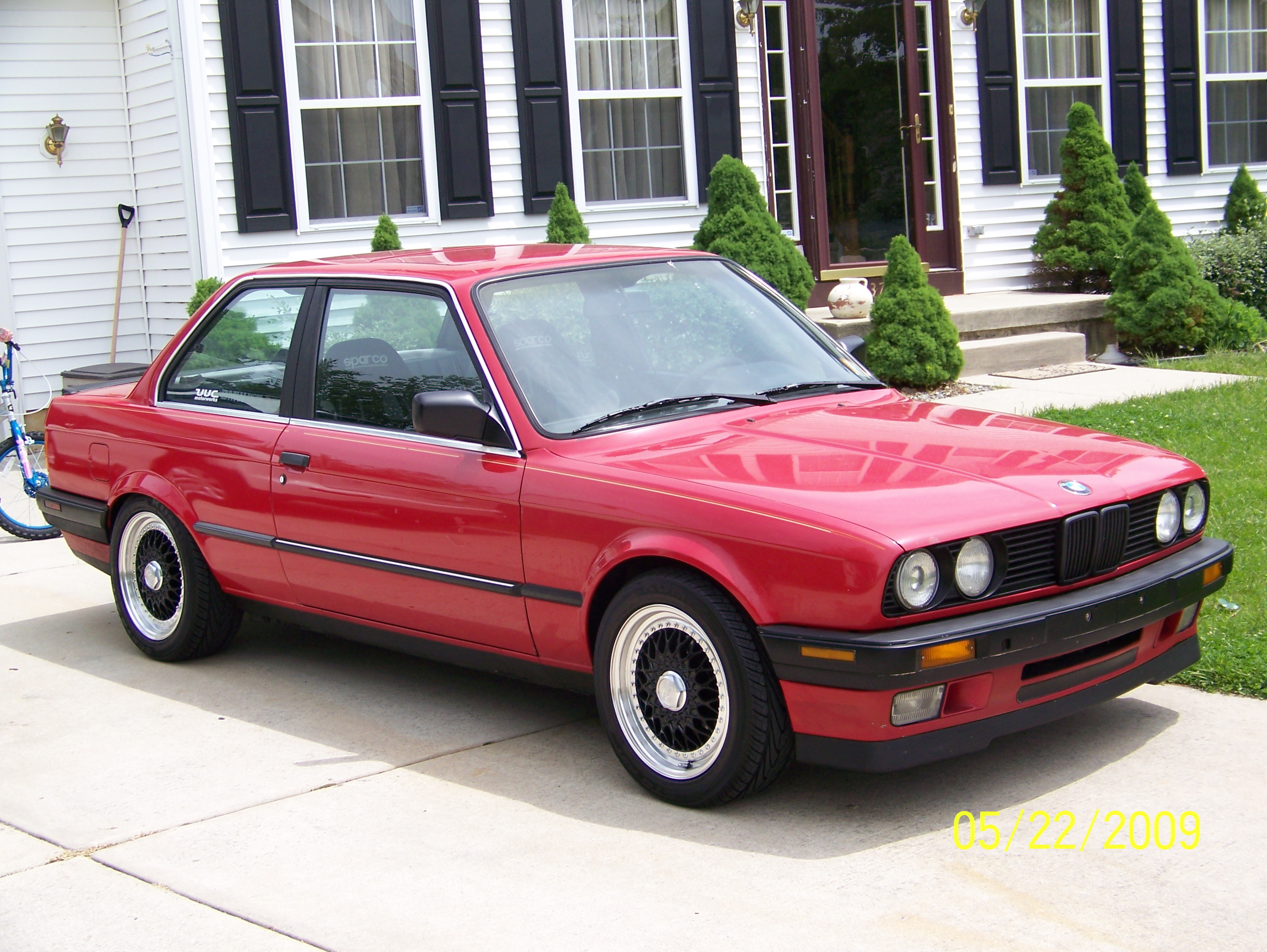 BMW 3 series 318is 1988 photo - 11