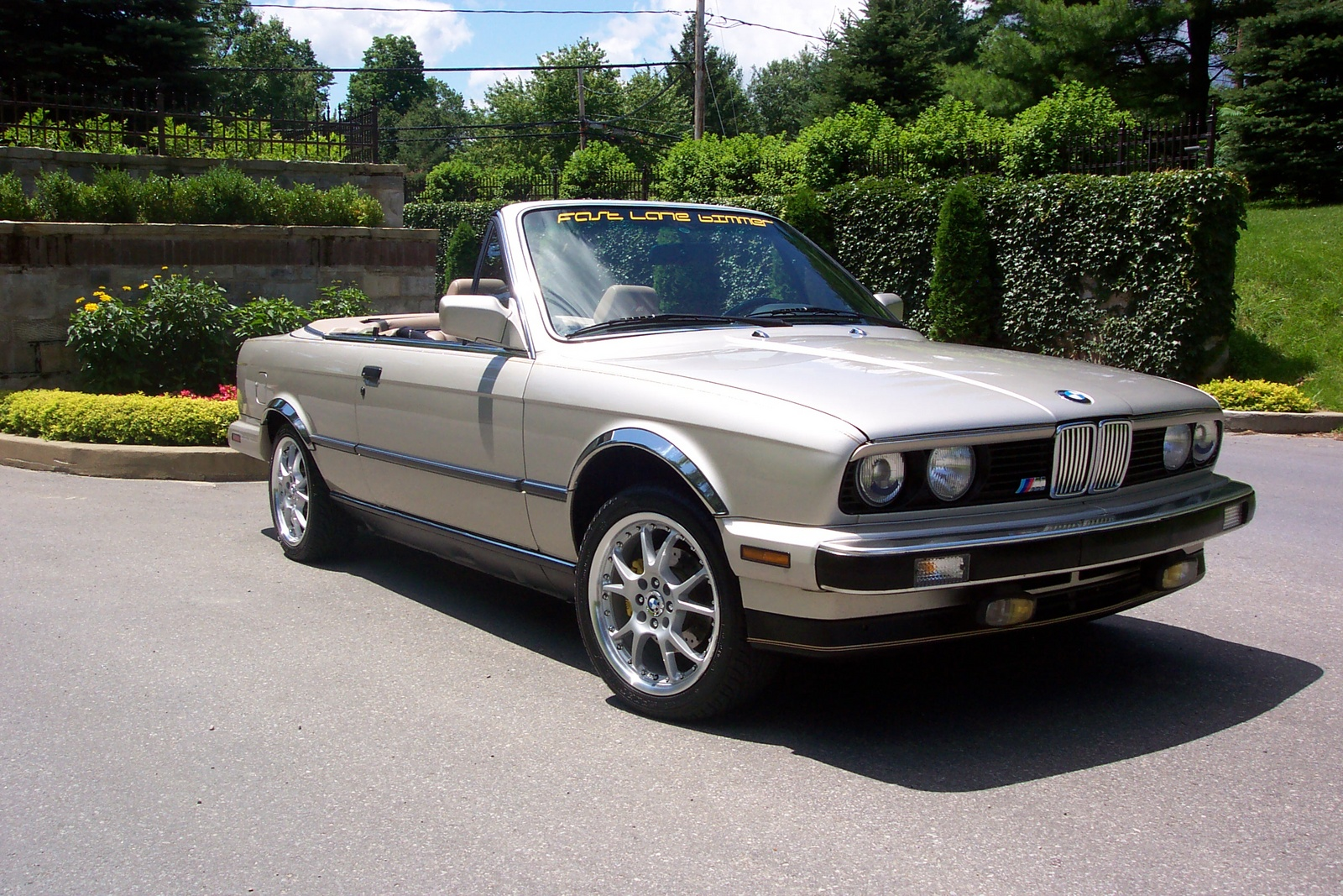 BMW 3 series 318is 1988 photo - 12