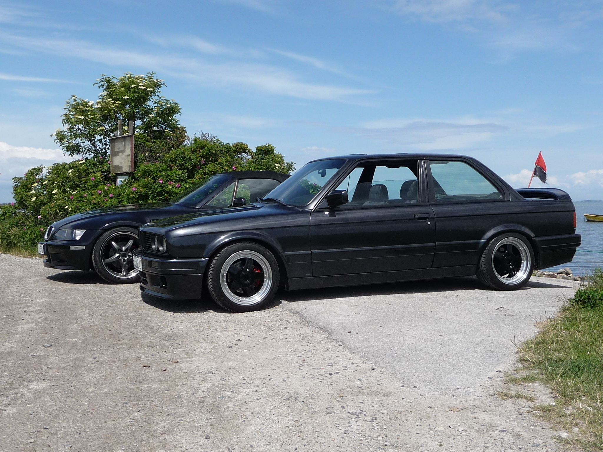 BMW 3 series 318is 1988 photo - 2