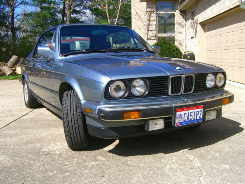 BMW 3 series 318is 1988 photo - 9