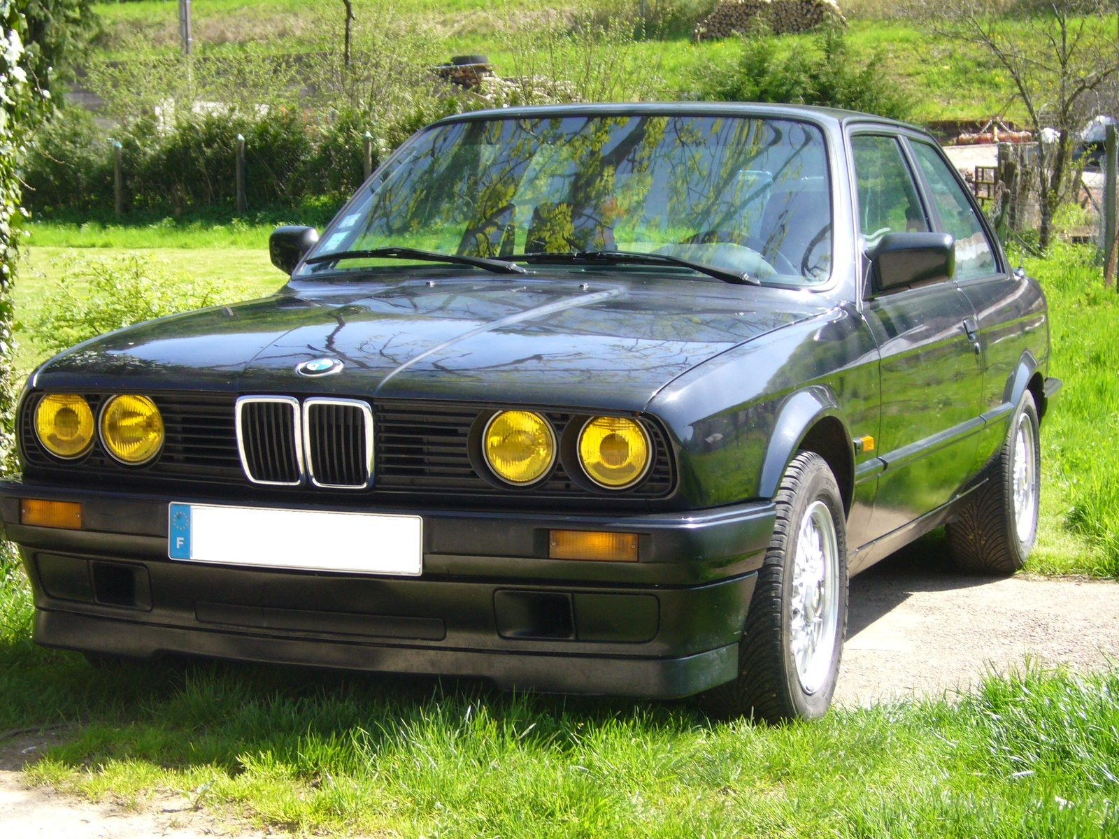 BMW 3 series 318is 1990 photo - 5