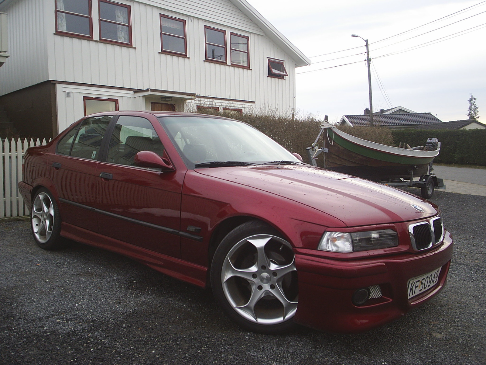 BMW 3 series 318is 1992 photo - 11