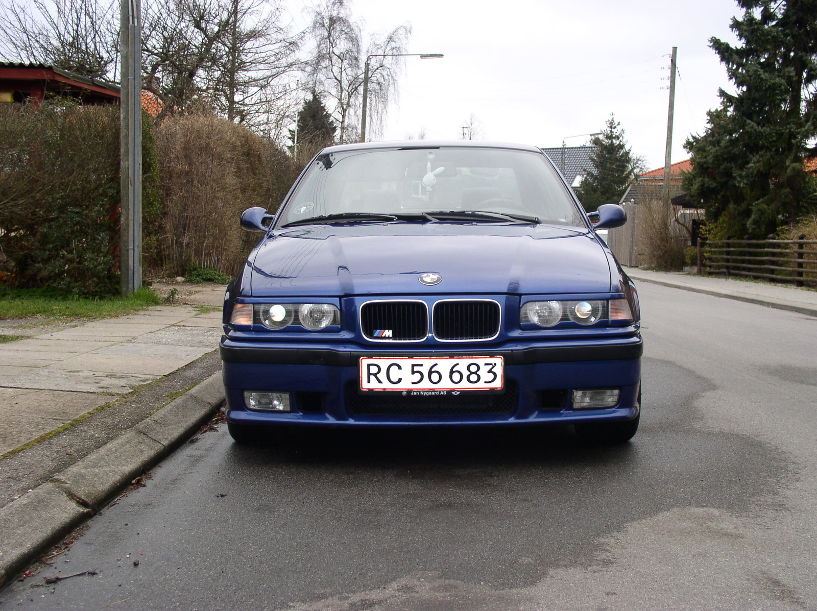 BMW 3 series 318is 1992 photo - 5