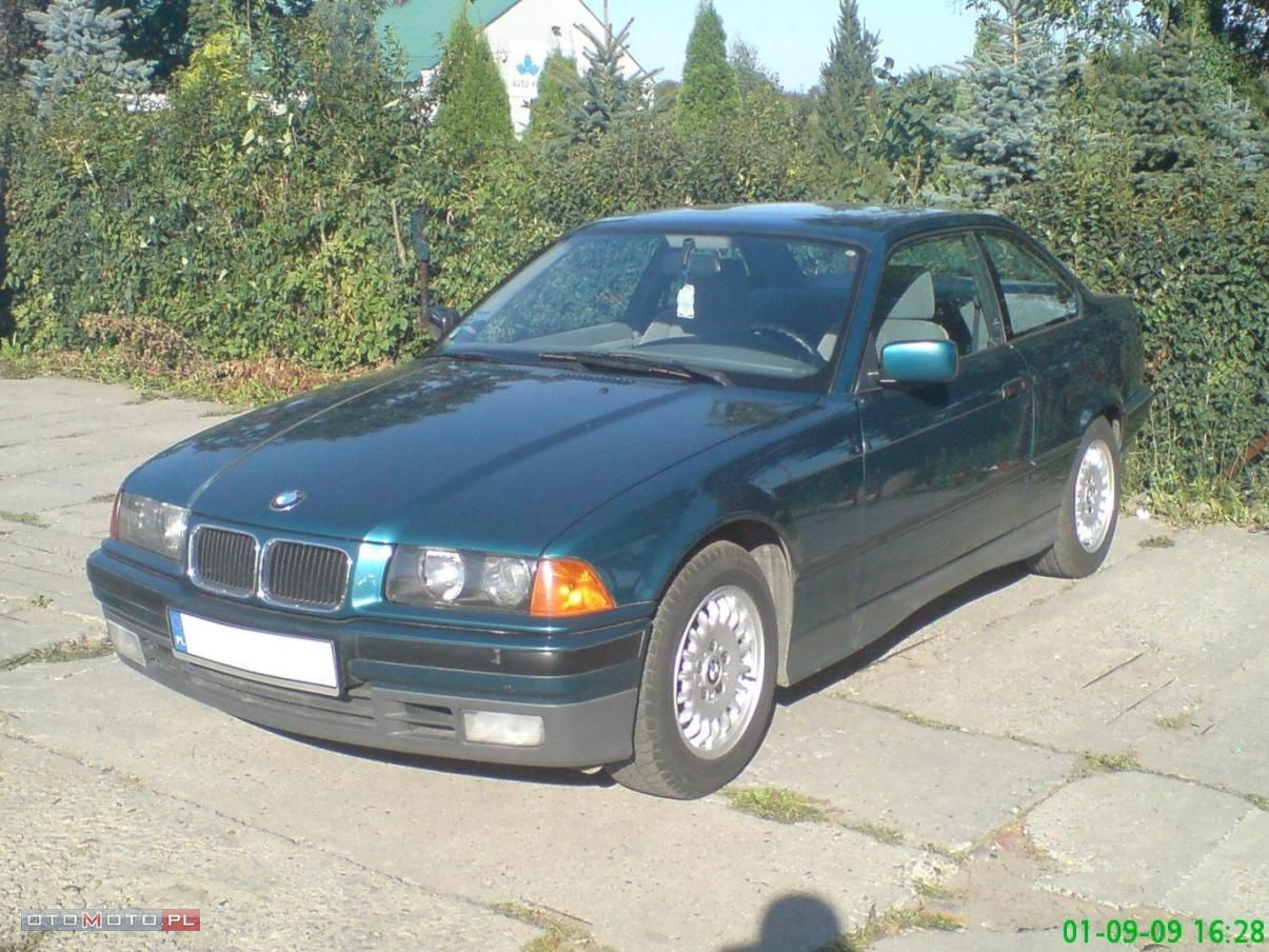 BMW 3 series 318is 1992 photo - 8