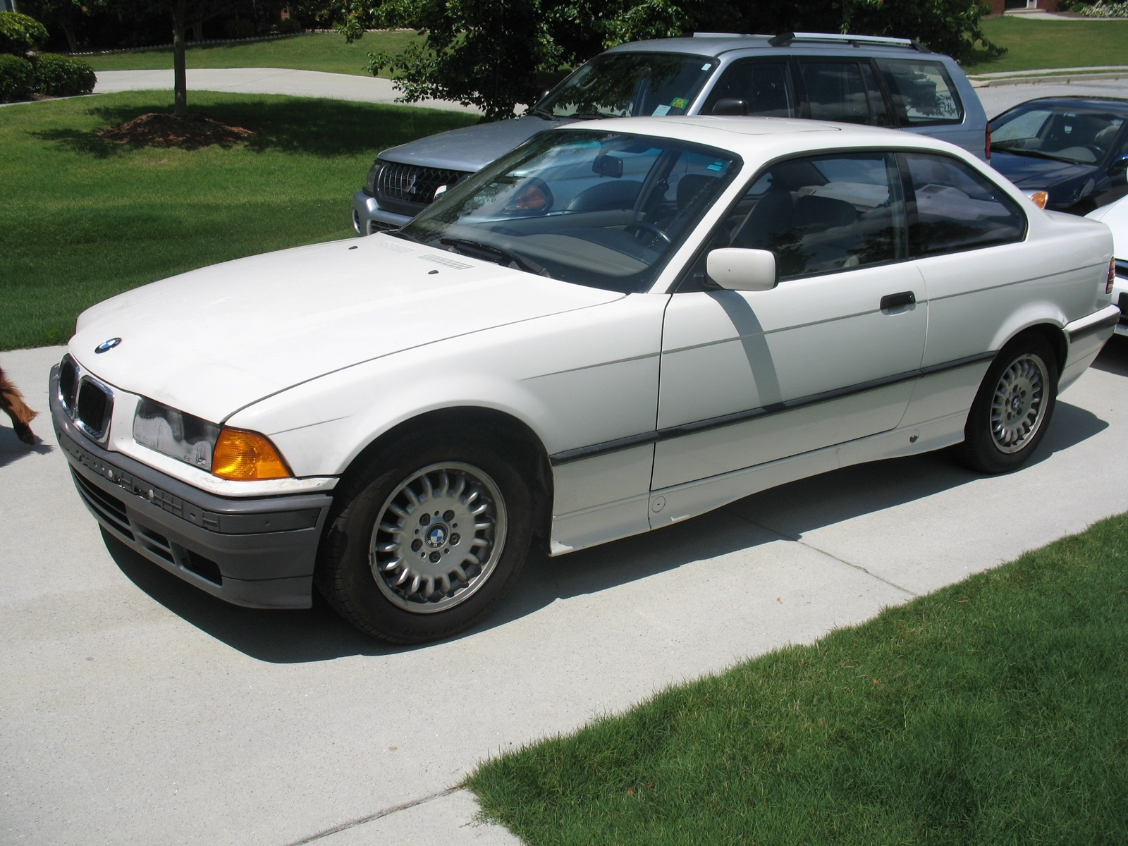 BMW 3 series 318is 1993 photo - 10
