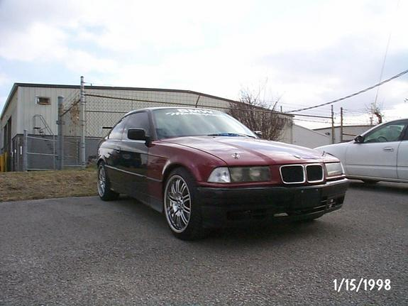 BMW 3 series 318is 1993 photo - 7