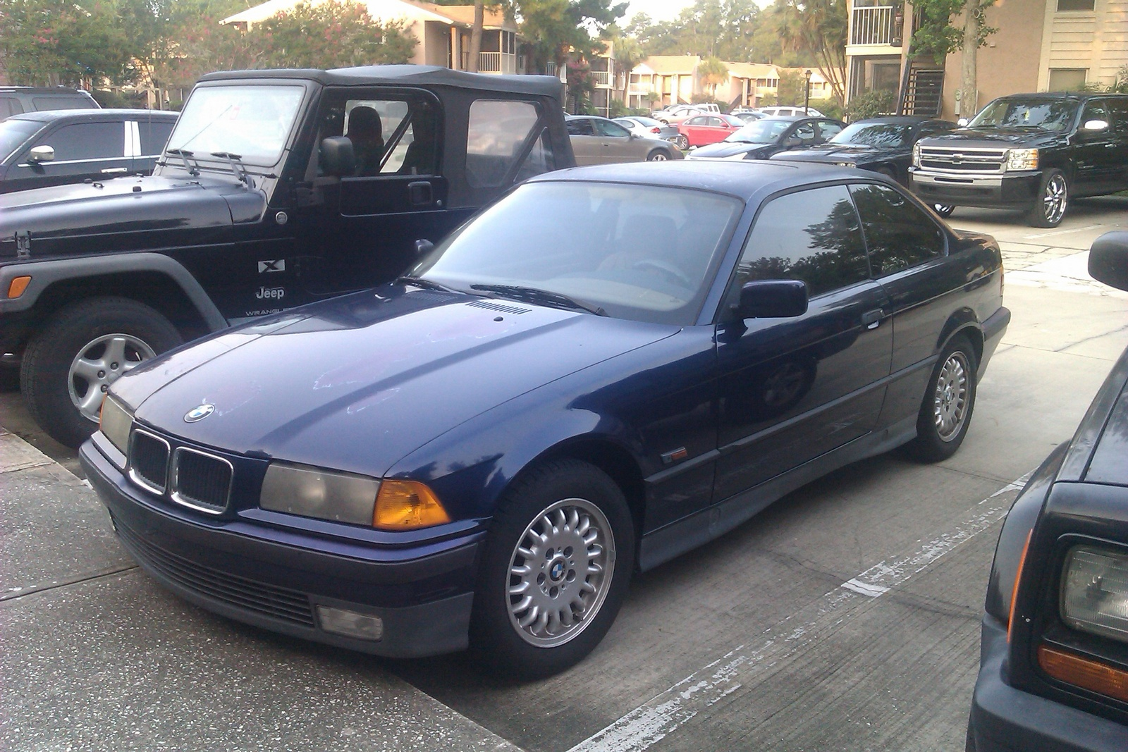 BMW 3 series 318is 1994 photo - 1