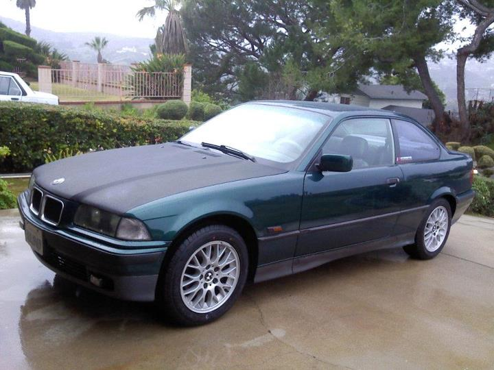 BMW 3 series 318is 1994 photo - 5