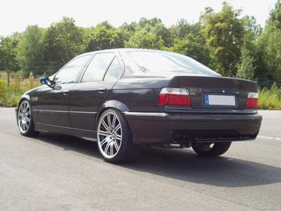 BMW 3 series 318is 1994 photo - 7