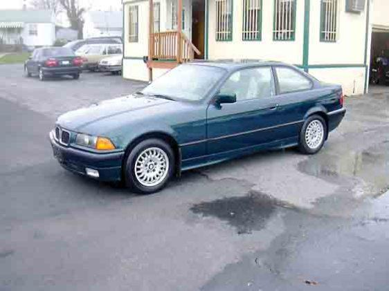 BMW 3 series 318is 1994 photo - 9