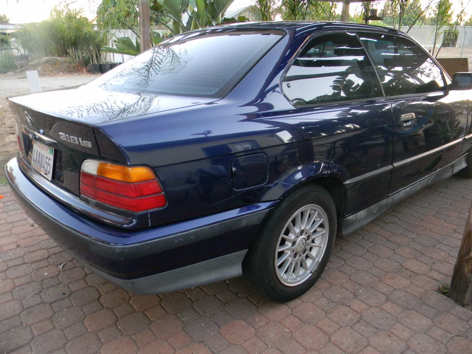 BMW 3 series 318is 1995 photo - 10