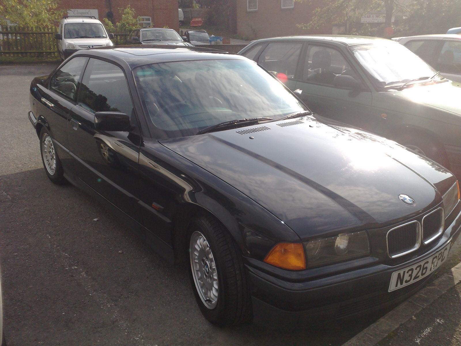 BMW 3 series 318is 1995 photo - 12